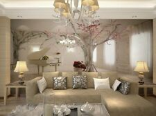 Home 3D Wallpaper Bedroom Mural Roll Luxury Modern Tree Piano Wall Background TV