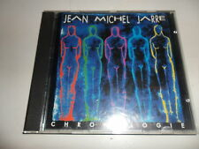 CD  Jean Michel Jarre ‎– Chronologie