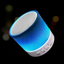 Mini Bluetooth Speakers Wireless Speaker With USB Mic Blutooth BLUE{_1