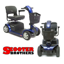 Senior Mobility Scooter VICTORY 10 Pride 4-Wheel Electric SC710 FREE BASKET +