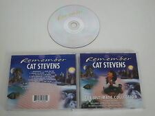 CAT STEVENS/REMEMBER - THE ULTIMATE COLLECTION(ISLAND CID 8079/524 608-2) CD