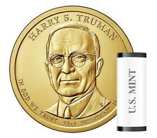 USA: 1 dolar 2015 P - 33 º Presidente HARRY S. TRUMAN  - 1$ USA