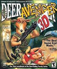 Windows Deer Avenger 3D Video Games