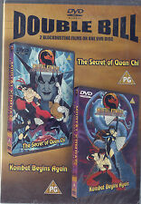 Mortal Kombat - Kombat Begins Again and The Secret Of Quan Chi - DOUBLE BILL DVD