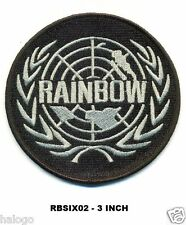 RAINBOW SIX - 3 INCH PATCH - RBSIX02