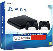 SONY PS4 PLAYSTATION4 500GB SLIM (CUH-2008A) CONSOLE + 1EXTRA FREE CONTROLLER@