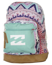 BRAND NEW + TAG BILLABONG 'SUNCATCHER' BACKPACK SCHOOL BAG 26L GIRLS WOMENS
