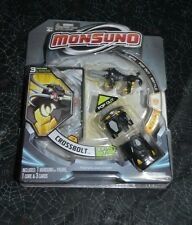 MONSUNO TOYS CROSSBOLT , ACTION SET