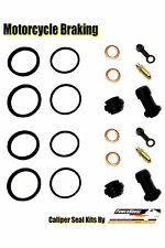 Honda XL650 XL 650 V 2 Trans alp 2002 02 front brake caliper seal repair kit