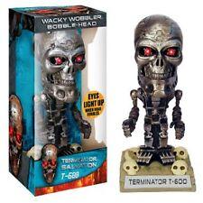 Funko Wacky Wobbler Terminator T600   Rare