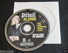 PITBULL 'AY CHICO' 2006 PROMO CD SINGLE