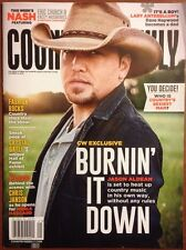 Country Weekly Jason Aldean Chris Janson Crystal Gayle Oct 2014 FREE SHIPPING!