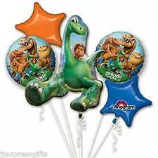 Disney Pixar The Good Dinosaur Balloon Bouquet Birthday Decorations Party Supply