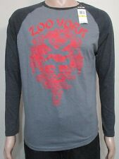 Zoo York Unbreakable Long-Sleeved Graphic T-Shirt Medium (M) New with Tags
