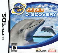 Discovery Kids: Dolphin Discovery - Nintendo DS Game - Game Only