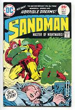 Sandman 2 1st Series DC 1975 FN VF Jack Kirby Batman Robin Twinkie Tor 1 Ad