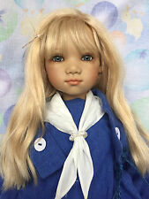 "Annette Himstedt 2002 Miki 230/377 vinyl 27"" doll original box clothing COA"