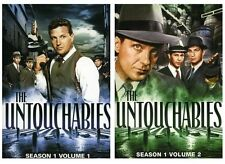 UNTOUCHABLES COMPLETE SEASON 1 New Sealed 8 DVD Set