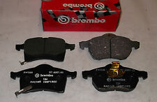 Brembo hp verbremse scheibe beläge - Opel Astra, Zafira - 078301.65