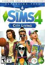 Brand New Sealed The Sims 4: City Living Expansion Pack Windows or MAC PC game