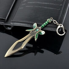 Popular Hot Dota2 Butterfly Sword Weapon Key Chain Keychain Ring Cosplay Jewelry