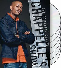 Chappelle's Show Collection Complete Series LOST EPISODES DVD SET TV Comedy Box