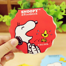 M&G Authentic 60 Pcs 76*76 Red  Snoopy Stick Note Sticky Memo New