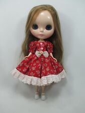Costume outfit handcrafted dress for Blythe Basaak doll 44-13