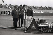 Trophy Award @ Bakersfield - Front Engine Dragster - Vintage 35mm Race Negative
