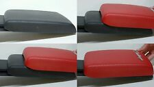 Dodge Challenger Armrest/Center Console Cover (RED)