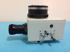 OLYMPUS MICROSCOPE CAMERA ATTACHMENT PM-PB20 W. Olympus  Lens And Adapter