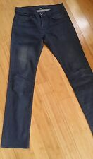 J BRAND MEN'S KANE RAW SILVER SLIM STRAIGHT JEANS SIZE 29 / 32.5