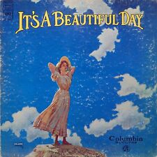 RARE - IT'S A BEAUTIFUL DAY, ORIG COLUMBIA PSG,  ICONIC WEST COAST LP. VG+ COND.