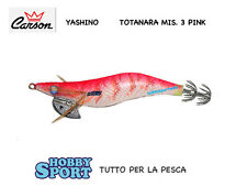TOTANARA SQUID YASHINO  CARSON  IN SETA MIS 3 col. PINK