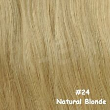 "Clip in Remy Human Hair Extensions Full Head Highlight 16""18""20""22"" US Shipping"
