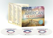 American Heartland 3 CD - NEW (Shania Twain, Johnny Cash, Kelly Clarkson, Train)