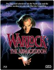 Steelbook WARLOCK 2 II THE ARMAGEDDON Uncut 3D FUTUREPACK BLU-RAY Metal pack NEW