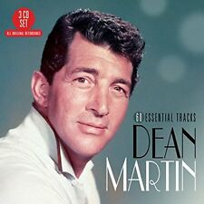 Dean Martin - 60 Essential Tracks (2016)  3CD  NEW/SEALED  SPEEDYPOST