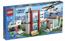 LEGO® City 4429 Helikopter Rettungsbasis NEW_Helicopter Rescue NEW MISB NRFB