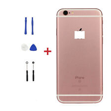 New Replacement for iPhone 6s Back Battery Metal Housing Case Cover All Colours