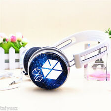 Korean KPOP EXO Headphone Over-Ear Best Bass Kids Gift For PC MP3 Headset