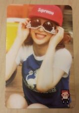 Fx f(x) Pink Tape Sulli official photo card