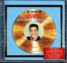PRESLEY ELVIS GOLDEN RECORDS VOL. 3 + 6 BONUS TRACK CD