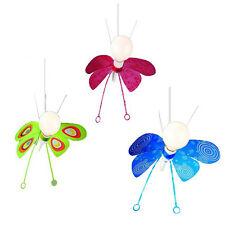 Kinder Pendellampe Schmetterling Kinderzimmer lampe 14W Leuchtmittel Tiermuster