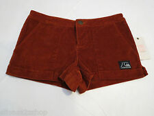 Quiksilver Casual Shorts juniors womens 11 Classic Cord Short CHS g11063 roxy*^