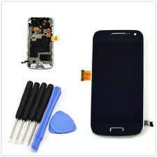 Full Display Lcd + Touch Screen Assemblati For Samsung Galaxy S4 Mini i9195 Bleu