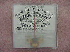 Amp Gauge DC Amperes 091-8 Magnetic Induction (1 PER)