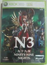XBOX 360 N3 Ninety-Nine Nights