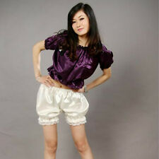 Soft Women Lace Bubble Bloomer Shorts Safety Under Pants Trousers Summer Gift