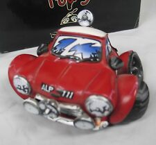 Red ornamental collectable car Speed Freaks MONTE 2003